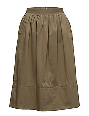 Skirt - GOTHIC OLIVE