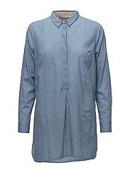 Shirt - BLUE SHADOW