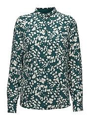 Shirt - PRINT GREEN