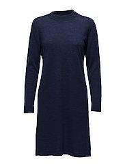 Dress long sleeve - MARITIME BLUE