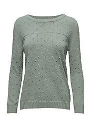 Pullover - GREEN MILIEU