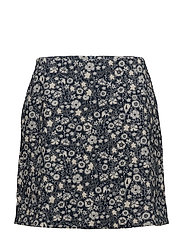Skirt - ART BLUE