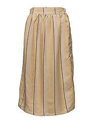 Skirt - ART YELLOW