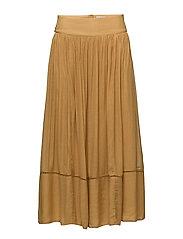 Skirt - AMBER GOLD