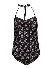 Swimwear - PRINT BLACK