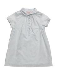 Dress short sleeve - ILLUSION BLUE