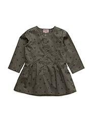 Dress long sleeve - STEEPLE GRAY