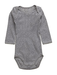 Baby Body - GREY MELANGE