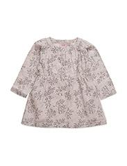 Dress long sleeve - PEACH BLUSH