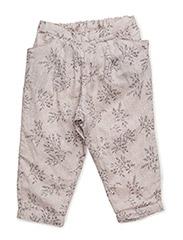 Trousers - PEACH BLUSH