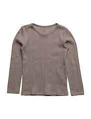 T-shirt - STEEPLE GRAY