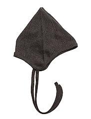 Hats - DARK GREY MELANGE