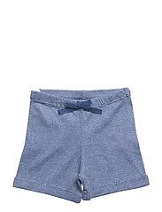 Shorts - NAVY PEONY