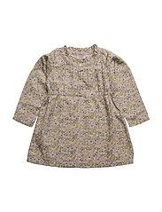 Dress long sleeve - SILVER LINING
