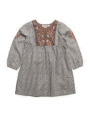 Dress long sleeve - STEEL GRAY