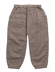 Trousers - STEEPLE GRAY