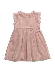 Dress sleeveless - PALE MAUVE