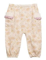 Trousers - SAND DOLLAR
