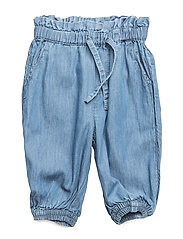 Trousers - DENIM BLUE