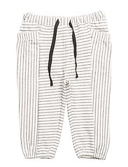 Trousers - CHALK