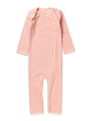 BABY BASIC PRINTED BODY-02 - ROSE TAN