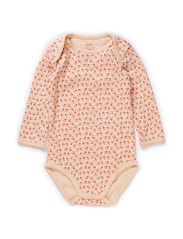 BABY BASIC PRINTED BODY-01 - CREME