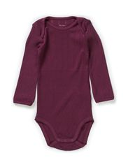 BABY BASIC DORIA BODY-01 - SOFT PLUM