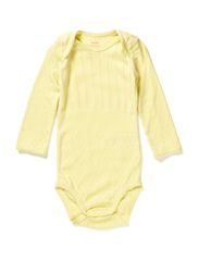 BABY BASIC DORIA BODY-01 - DUSTY YELLOW