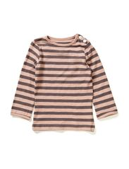 BABY BASIC SAILOR STRIPED-01 - BLUSH