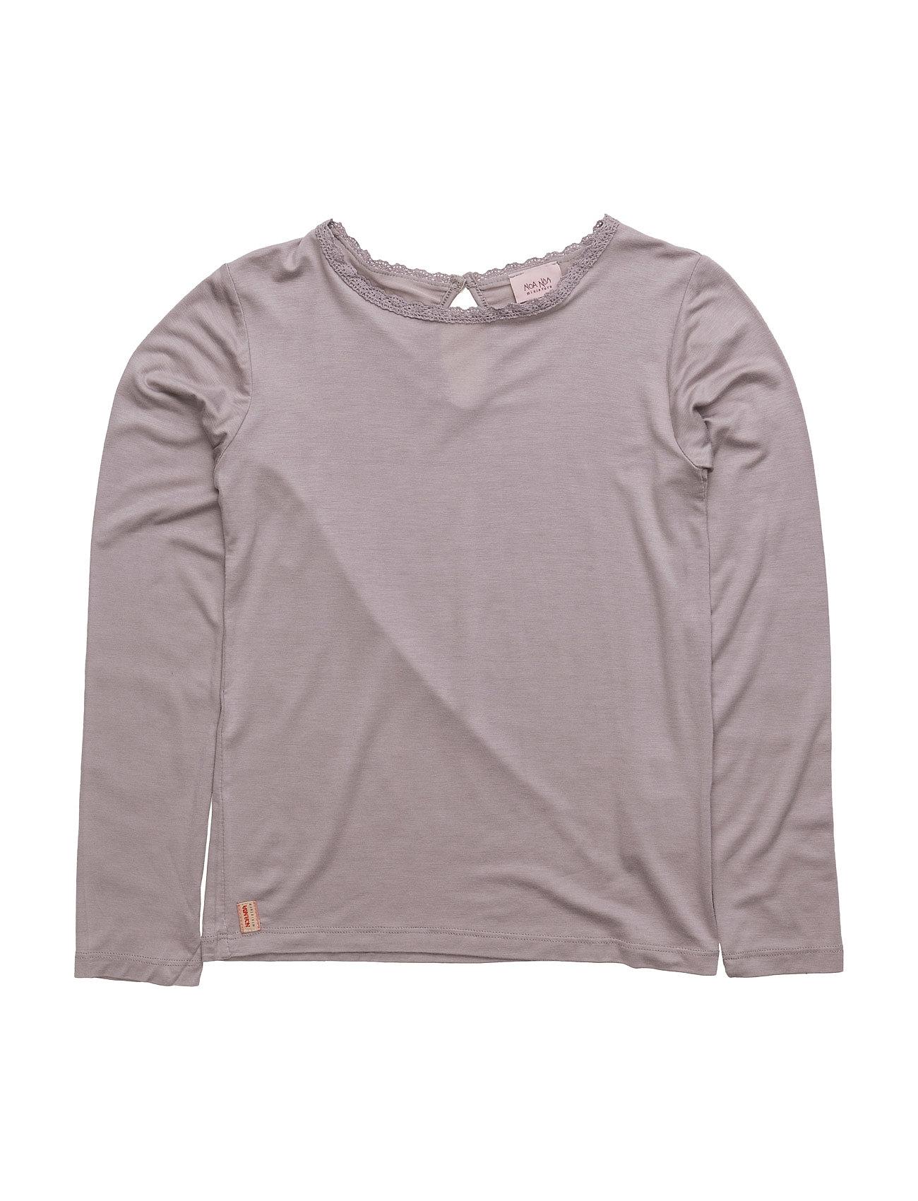 Tuffa T-Shirt Noa Noa Miniature Sleeve T-Shirts till Barn i skönt ... 4da75f1c9a2e3
