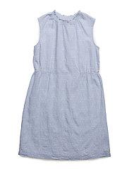 Dress sleeveless - BABY BLUE