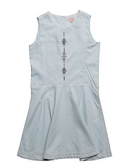 Dress sleeveless - BABY BLUE