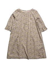Dress short sleeve - SILVER LINING