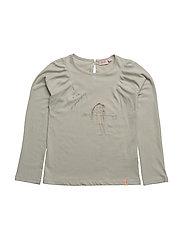 T-shirt - PURITAN GRAY