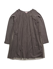 Dress long sleeve - STEEL GRAY