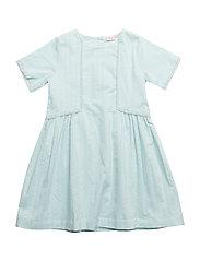 Dress short sleeve - CLOUD BLUE