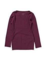 MINI BASIC DORIA-01 - SOFT PLUM