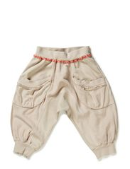 Trousers,3/4 Length - GRAY MORN