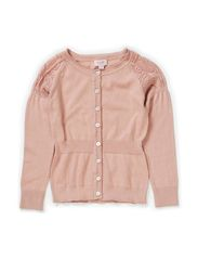MINI BASIC COTTON MELANGE-03 - BLUSH