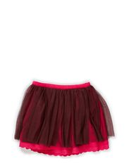 MINI BASIC TULLE-03 - CARDINAL