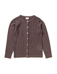 MINI NORRA KNIT - LIGHT CAVIAR