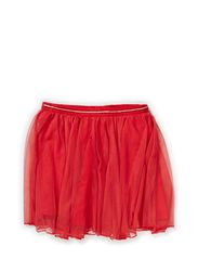 MINI WINTER TULLE - MINERAL RED