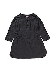 Dress long sleeve - DARK SLATE