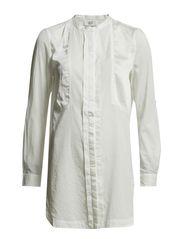 Shirt,Long Sleeve - CHALK