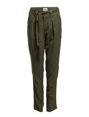 Trousers,Long - DARK VETIVER