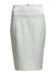 Skirt,Above knee - CHALK