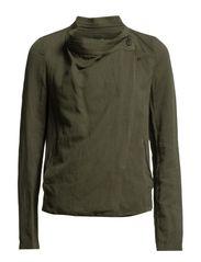 Jacket,Long Sleeve - DARK VETIVER