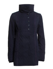 AUTUMN PIQUE - DARK NAVY