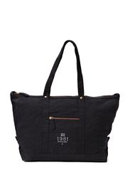 L'ESS. CANVAS BAG SHOPPER - DARK NAVY