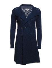 GEORGIA KNIT - DRESS BLUE